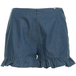 vaatteet Naiset Shortsit / Bermuda-shortsit Fracomina FR19SM503 Sininen