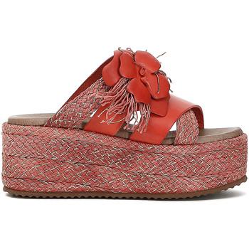 kengät Naiset Sandaalit Café Noir HG133 Punainen