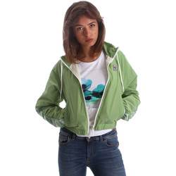 vaatteet Naiset Ulkoilutakki Invicta 4431555/D Vihreä
