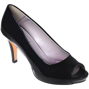 kengät Naiset Korkokengät Grace Shoes 738I001 Musta