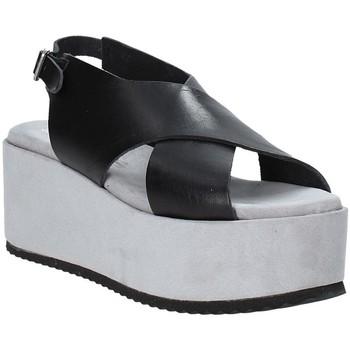 kengät Naiset Sandaalit ja avokkaat Pregunta IBH6653 Musta