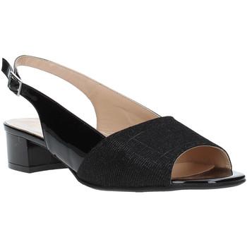 kengät Naiset Sandaalit ja avokkaat Soffice Sogno E8113T Musta