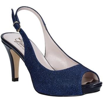 kengät Naiset Sandaalit ja avokkaat Grace Shoes 738I003 Sininen