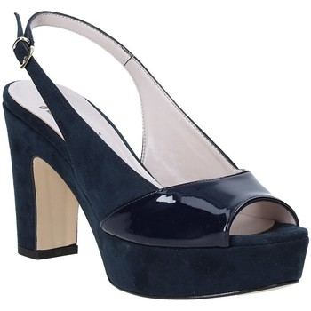 kengät Naiset Sandaalit ja avokkaat Grace Shoes 679004 Sininen