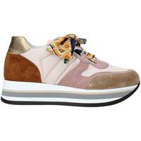 kengät Naiset Matalavartiset tennarit Triver Flight 232-07E Vaaleanpunainen