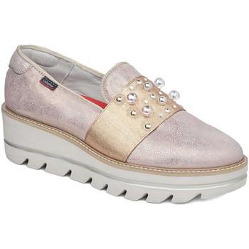 kengät Naiset Mokkasiinit CallagHan 14821 Vaaleanpunainen
