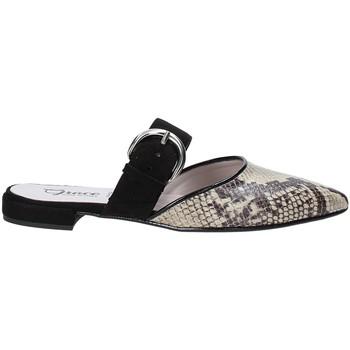 kengät Naiset Espadrillot Grace Shoes 521008 Musta