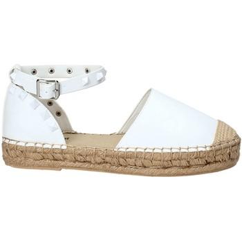 kengät Naiset Espadrillot Gold&gold A19 GT768-1 Valkoinen