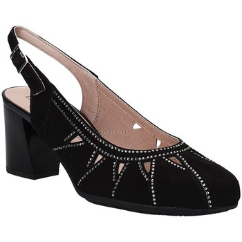 kengät Naiset Korkokengät Pitillos 5554 Musta