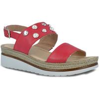 kengät Naiset Sandaalit ja avokkaat Pitillos 5653 Punainen
