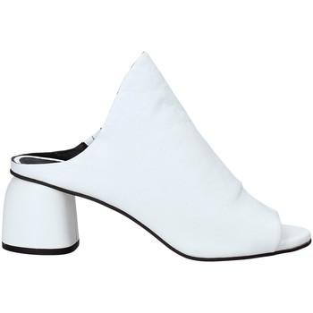 kengät Naiset Espadrillot Elvio Zanon EJ5804X.D Valkoinen