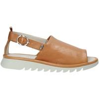 kengät Naiset Sandaalit ja avokkaat Valleverde 41151 Ruskea