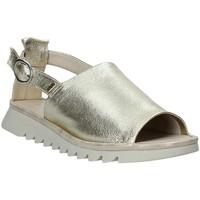 kengät Naiset Sandaalit ja avokkaat Valleverde 41152 Keltainen