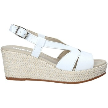 kengät Naiset Sandaalit ja avokkaat Valleverde 32211 Valkoinen