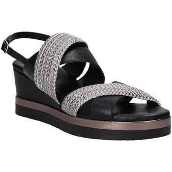 kengät Naiset Sandaalit ja avokkaat Inuovo 121007 Musta