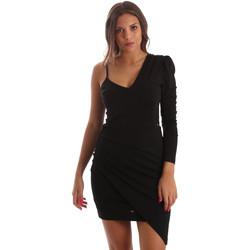 vaatteet Naiset Lyhyt mekko Byblos Blu 2WD0014 TE0015 Musta