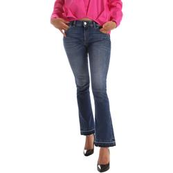 vaatteet Naiset Bootcut-farkut Byblos Blu 2WJ0012 TE0126 Sininen