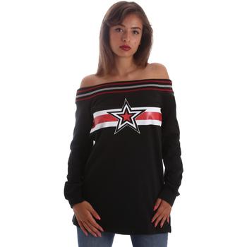vaatteet Naiset Neulepusero Byblos Blu 2WF0006 TE0043 Musta