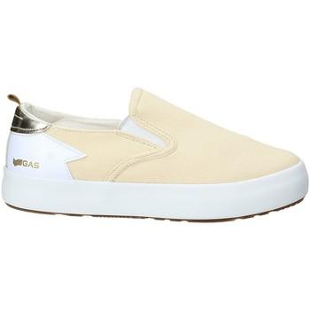 kengät Naiset Tennarit Gas GAW910105 Beige