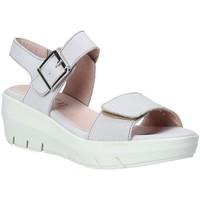 kengät Naiset Sandaalit ja avokkaat Grunland SA1881 Valkoinen
