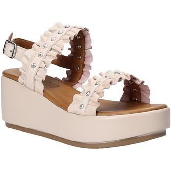 kengät Naiset Sandaalit ja avokkaat Grunland SA2301 Vaaleanpunainen