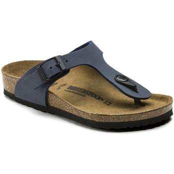 kengät Lapset Varvassandaalit Birkenstock 345443 Sininen
