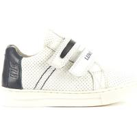 kengät Lapset Matalavartiset tennarit Lumberjack SB22405 004 P16 Valkoinen
