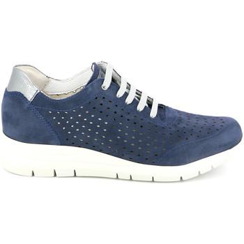 kengät Naiset Matalavartiset tennarit Grunland SC4440 Sininen