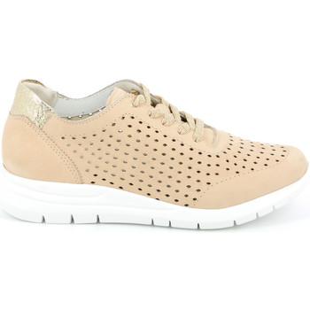 kengät Naiset Matalavartiset tennarit Grunland SC4440 Vaaleanpunainen