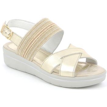 kengät Naiset Sandaalit ja avokkaat Grunland SA1872 Kulta
