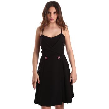 vaatteet Naiset Lyhyt mekko Gaudi 911FD15005 Musta