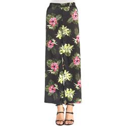 vaatteet Naiset Väljät housut / Haaremihousut Gaudi 911FD25018 Musta