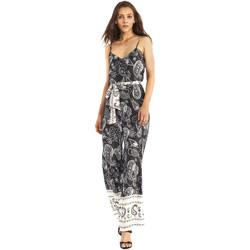 vaatteet Naiset Jumpsuits / Haalarit Gaudi 911FD25027 Musta