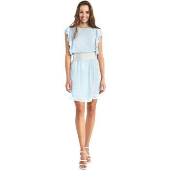 vaatteet Naiset Lyhyt mekko Gaudi 911BD15004 Sininen