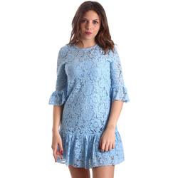 vaatteet Naiset Lyhyt mekko Gaudi 911BD15009 Sininen