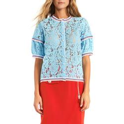 vaatteet Naiset Topit / Puserot Gaudi 911BD55001 Sininen