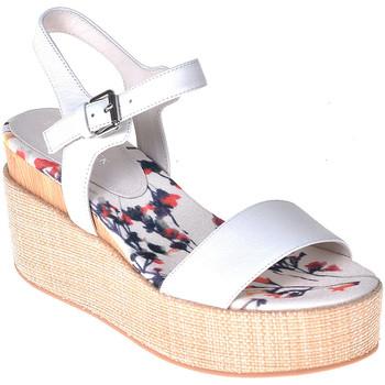 kengät Naiset Sandaalit ja avokkaat Lumberjack SW40006 001 B01 Valkoinen