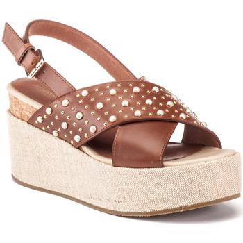 kengät Naiset Sandaalit ja avokkaat Lumberjack SW40006 006 Q12 Ruskea