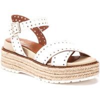 kengät Naiset Sandaalit ja avokkaat Lumberjack SW43706 004 B01 Valkoinen