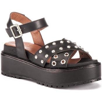 kengät Naiset Sandaalit ja avokkaat Lumberjack SW43706 004 Q12 Musta