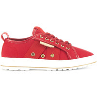 kengät Naiset Matalavartiset tennarit Lumberjack SW56905 003 C01 Punainen