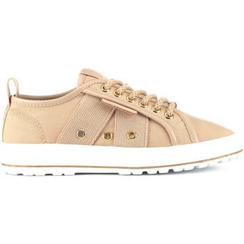 kengät Naiset Matalavartiset tennarit Lumberjack SW56905 003 C01 Beige