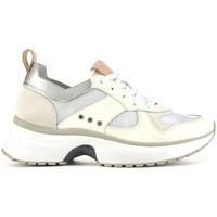 kengät Naiset Matalavartiset tennarit Lumberjack SW56805 001 V80 Valkoinen