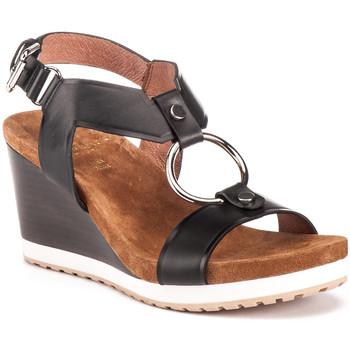kengät Naiset Sandaalit ja avokkaat Lumberjack SW56506 003 B01 Musta