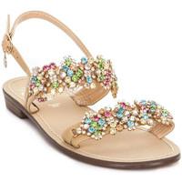 kengät Naiset Sandaalit ja avokkaat Gold&gold A19 GL306 Ruskea