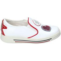 kengät Lapset Tennarit Primigi 3383500 Valkoinen