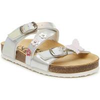 kengät Tytöt Sandaalit Primigi 3427100 Hopea