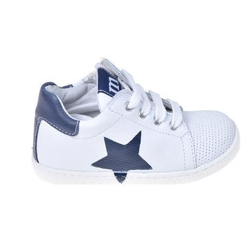 kengät Lapset Matalavartiset tennarit Melania ME0902A9E.B Valkoinen