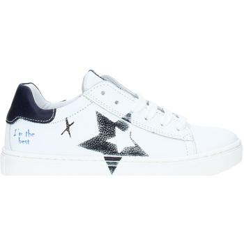 kengät Lapset Matalavartiset tennarit Melania ME2247D9E.A Valkoinen