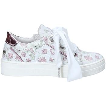 kengät Lapset Matalavartiset tennarit Melania ME2272D9E.A Valkoinen
